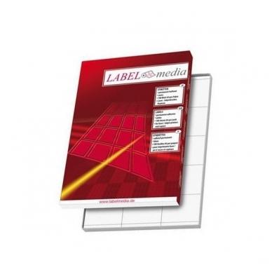 A4 lape 12 lipnių etikečių
