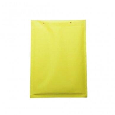 Geltoni burbuliniai vokai D/14 HK AIR, 200X275/180x265