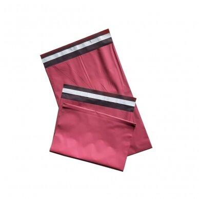 Kurjeriniai vokai 240 x 350 + 50mm, rožiniai
