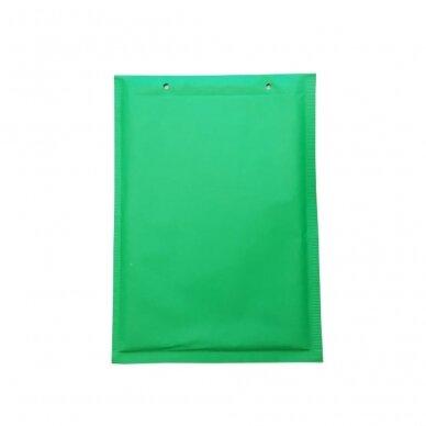 Žali burbuliniai vokai D/14 HK AIR, 200X275/180x265 3