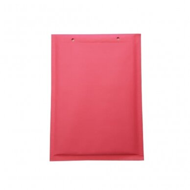 Raudoni burbuliniai vokai D/14 HK AIR, 200X275/180x265